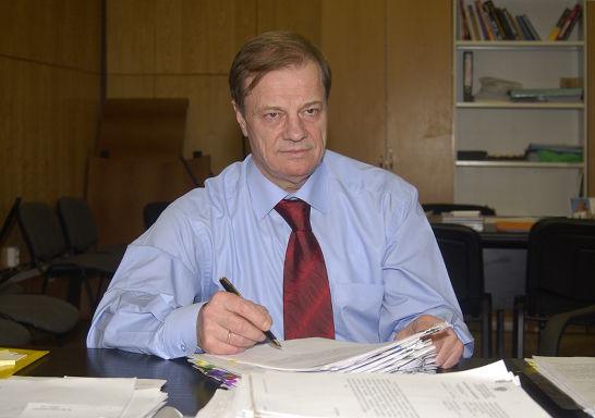 Sergienko, Valerii Ivanovich