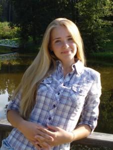 Элеонора Хлебус, студентка 6 курса МФТИ(ГУ)