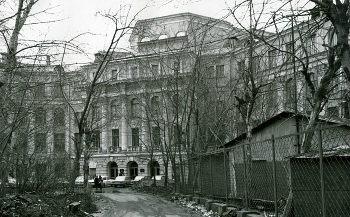 Архивные фотографии НИИ ФХМ